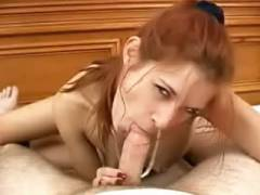 Amateur Sylvia Hungers For Rod