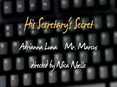 Office Affairs: His Secretary's Secret