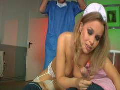 Nurses In Nylons