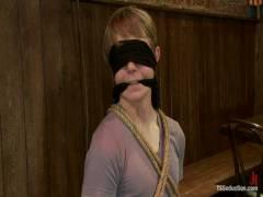 TS Seduction: Taking Frat Boy Virginity