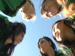 Finger Lickin Girlfriends 3: Soccer Dykes