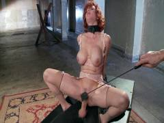The Training Of O: A Nympho Coitus in ano MILF, Day Three