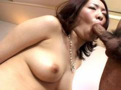 Horny hairy pussy Japanese boneed hard!